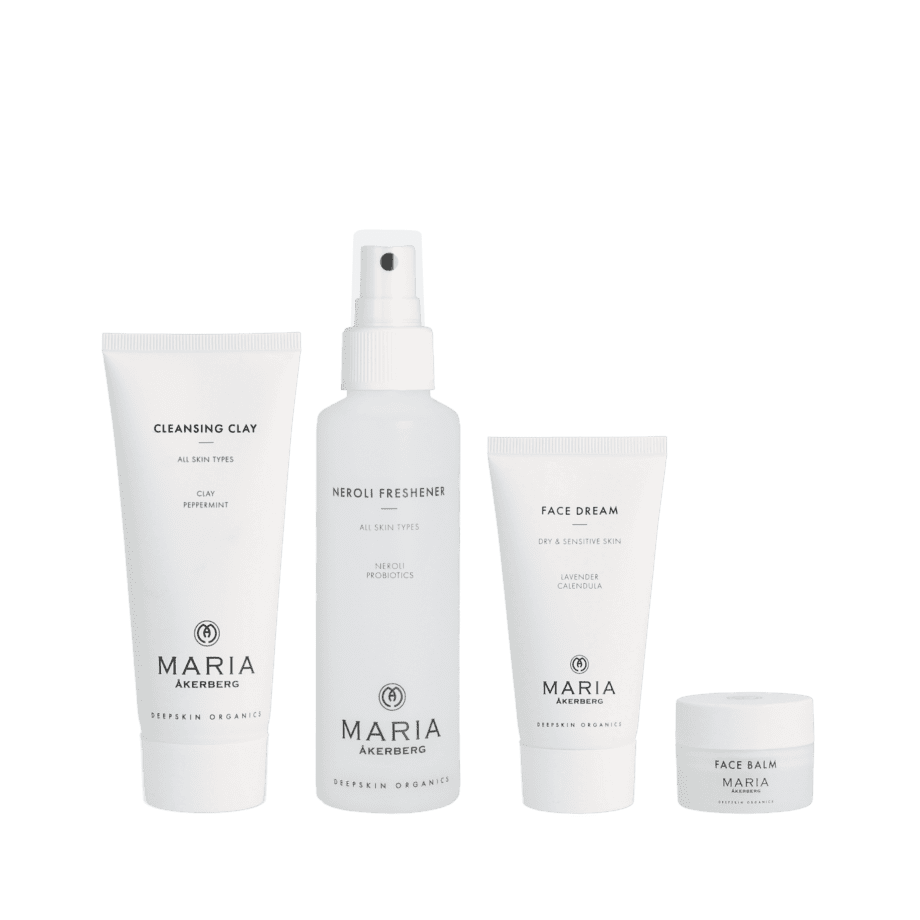 Ekologisk hudvård - Beauty Starter Set Gentle -