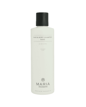 Ekologisk hudvård - Hair & Body Shampoo Basic -