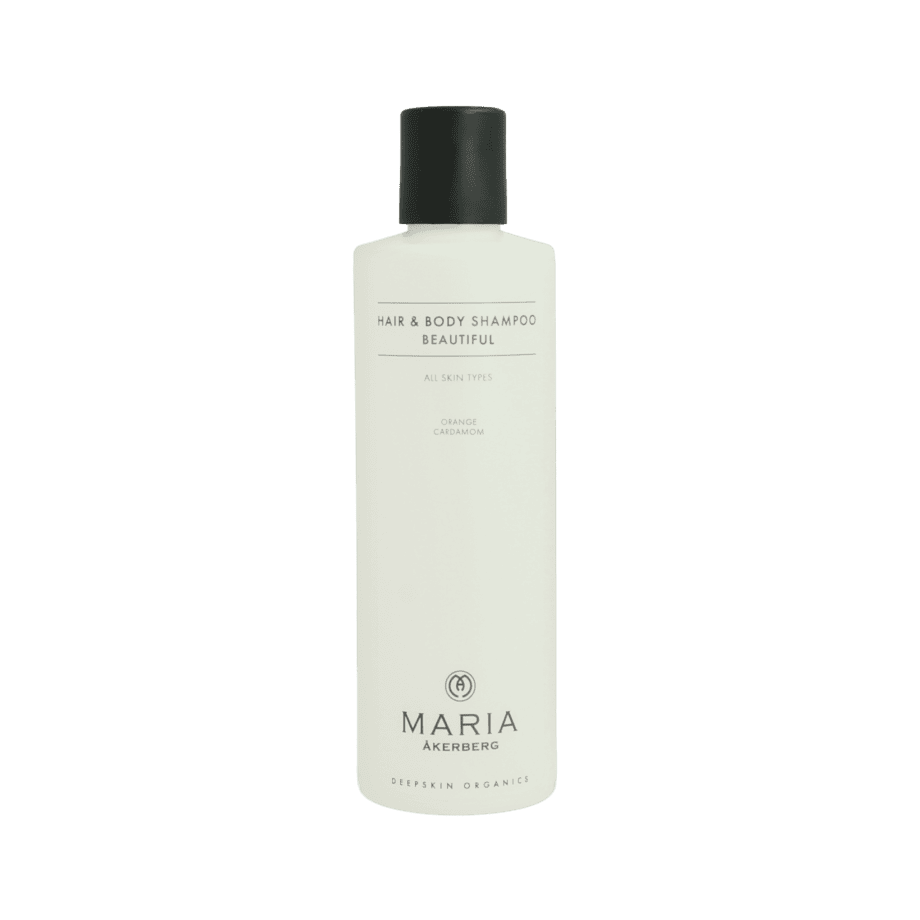 Ekologisk hudvård - Hair & Body Shampoo Beautiful -