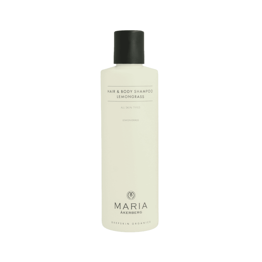 Ekologisk hudvård - Hair & Body Shampoo Lemongrass -